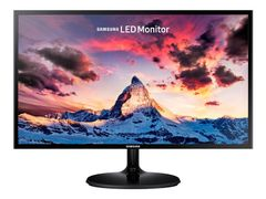 "Samsung S24F352H 24"" Full-HD LED 1920x1080, PLS, 4ms, 1000:1, HDMI, VGA"