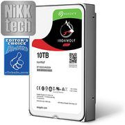 Seagate IronWolf 10TB NAS HDD 256MB, 7200rpm