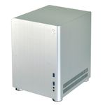 LIAN-LI PC-Q01A Mini-ITX Sølv