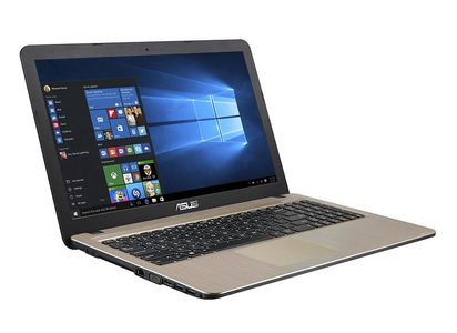 "ASUS VivoBook X540LA-DM687T 15.6"" Full-HD Glare, Intel Core i3-5005U, 8GB, 256GB SSD, Intel HD Graphics 5500, Windows 10 Home (X540LA-DM687T)"