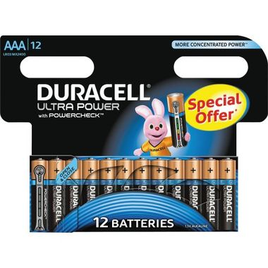 Ultra Power AAA 12pk