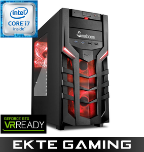 Multicom Jorah i620S Gaming PC
