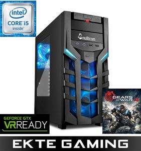 Multicom Jorah i624S Gaming PC