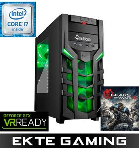 Multicom Jorah i633S Gaming PC