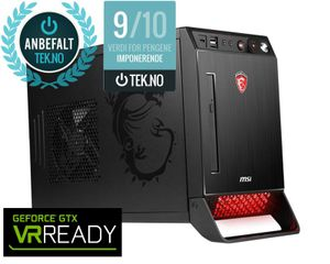 MSI Nightblade X2-002EU Mini Gaming-PC