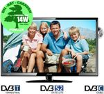 "FINLUX 32"" LED-TV/ DVD 12V/230V"