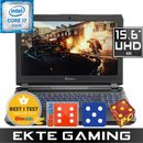 "Multicom Kunshan P651R 15.6"" 4K UHD Matt IPS G-SYNC, Intel® Core™ i7-6820HK,  16GB DDR4, 512GB PCIe SSD, 1TB HDD, GeForce GTX 1060 6GB, Uten OS - Demovare"