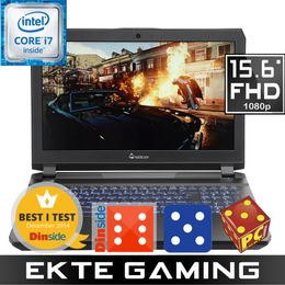 "Multicom Kunshan P651R 15.6"" Full-HD"