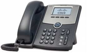 SPA502G 1-Line IP Phone With Display, PoE and PC Port - Demomodell