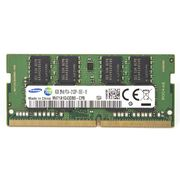 Samsung 8GB DDR4 2133MHz PC4-17000 non-ECC Unbuffered CL15 260-Pin SoDimm 1.2V Dual Rank Memory Module