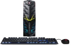 Predator G1-710 Mini Gaming-PC Intel Core i5-6400, 8GB, 256GB SSD, GeForce GTX 1070 8GB, DVD-RW, Windows 10 Home