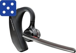 Plantronics Voyager 5200 Bluetooth Smart-hodesett