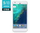 "Google Pixel XL 32GB VerySilver 5.5"" QHD AMOLED, 12.3MP, 4GB, 32GB, Snapdragon 821, USB-C med hurtiglading,  Android 7.1 (Nougat) - Demovare"