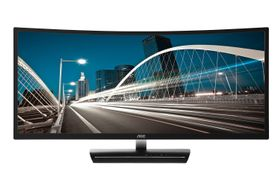 "C3583FQ 35"" Curved QHD DP, HDMI, DVI, FreeSync"
