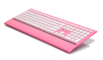 Multicom Low Key Slim Tastatur