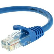 GOOD CONNECTIONS Patchkabel RJ45 U/UTP Cat5e 0.50m blå