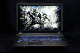 "Kunshan P670H 17.3"" Full-HD Matt IPS G-SYNC, Intel® Core™ i7-7700HQ,  8GB DDR4, 1TB HDD, GeForce GTX 1060 6GB (Pascal), Uten OS"
