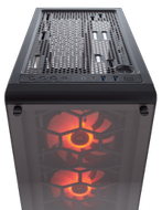 Crystal Series 460X RGB Compact ATX Mid-Tower Case