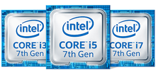 7. gen Intel Core LGA1151