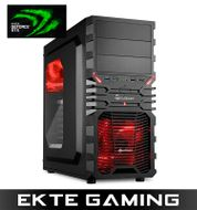 Tycho A612 Gaming PC AMD FX-6300, 8GB, 1TB Harddisk, DVDRW, GeForce GTX 1060 3GB, 500W, Uten operativsystem - Demovare