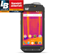 "CAT S60 Dual SIM Black 4.7"" Gorilla Glass 4, 13MP, 3GB RAM, 32GB, varmesensitivt kamera, støtsikker, støv- og vanntett (IP68), Android 6.0"