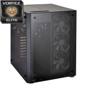 Lian Li PC-O8WX ATX Micro-ATX E-ATX Sort/Transparent