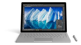 "Microsoft Surface Book 13.5"" QHD+ Intel Core i7-6600U, 8GB, 256GB SSD, GeForce GTX 965M, Windows 10 Pro (9ER-00012)"