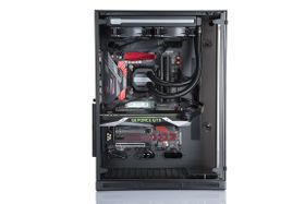 Drogo i930K Gaming PC Intel Core i7-7700K, 16GB, 256GB PCIe SSD + 3TB HDD, GeForce GTX 1080 Ti 11GB, 750W, Uten operativsystem