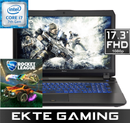 Multicom Kunshan P670H gaming laptop