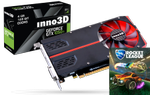 INNO3D GeForce GTX 1050Ti 4GB