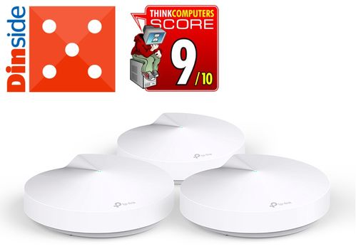 TP-Link Deco M5 Wi-Fi Mesh-system