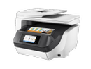 HP OfficeJet Pro 8730 Alt-i-ett-skriver - Demovare