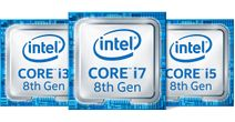 8. gen Intel Core LGA1151 V2