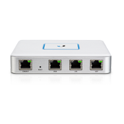 Ubiquiti Unifi Security Gateway Router Enterprise Gateway Router with Gigabit Ethernet