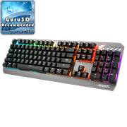 Gigabyte AORUS K7 Gaming Keyboard RGB, Cherry MX, nordisk layout