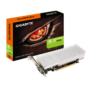 Gigabyte GeForce GT 1030 Silent Low Profile 2GB, HDMI, DVI-D