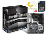 ASRock Z270 SuperCarrier ATX, DDR4