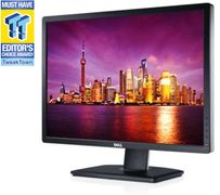 DELL UltraSharp U2412M - LED-skjerm - 24