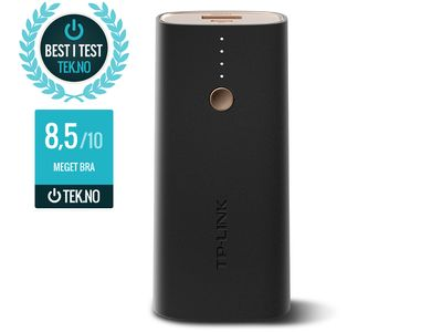 TP-Link TL-PBG6700 Vivid Series 6700mAh Ultra Compact Power Bank (TL-PBG6700)