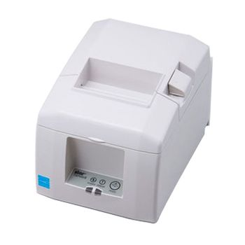 Star Micronics TSP654II-24- w/o I/F WHITE - Thermal, 80mm Wide Paper, 24VDC (Requires PS60 PSU), Cutter, No Interface,  White Case, EU  / UK Version - Demovare (39449200-Demo)