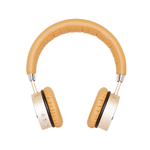 SACKit WOOFit Bluetooth Hodetelefoner - Golden