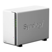 Synology DS218j 2-Bay NAS-case