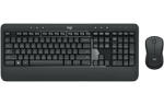 Logitech MK540 Advanced mus-/ tastaturpakke