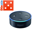 Amazon Echo Dot (2nd Generation) Black (AMAZON-ECHO-DOT-BK)
