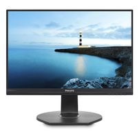 Philips 23.8'' Full-HD med USB-dokking 5ms, D-Sub, VESA - Demovare (241B7QUPEB/00-Demo)