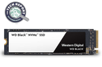 Western Digital Black NVMe SSD 500GB