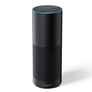 Amazon Echo Plus smarthøyttaler - Black Med ZigBee-hub,  demobrukt (ECHO-PLUS-Demo)