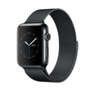 Apple Watch Series 2 38mm Space Black S, demobrukt (MNPE2DH/A-Demo)