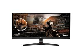 LG 34UC79G-B 34inch Curved Ultrawide FHD IPS Monitor Gaming, demobrukt (34UC79G-B.AEN-Demo)