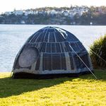 Star Wars Death Star Tent - stort